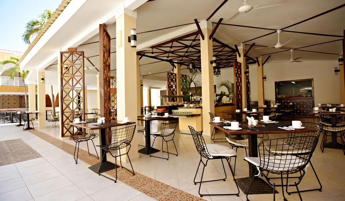 Hotel Starfish Las Palmas - Restaurant