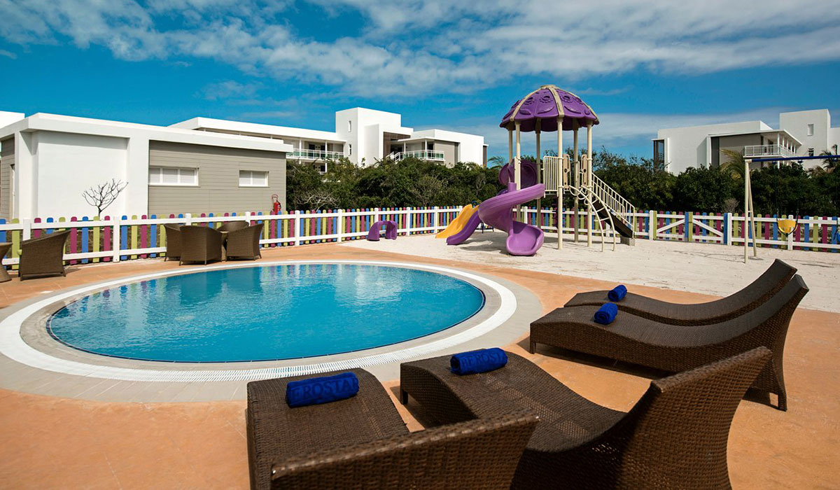 Hotel Iberostar Playa Pilar - Children's pool