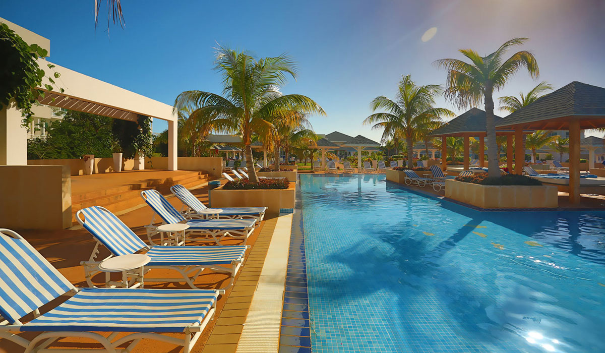 Hotel Valentín Perla Blanca - Pool