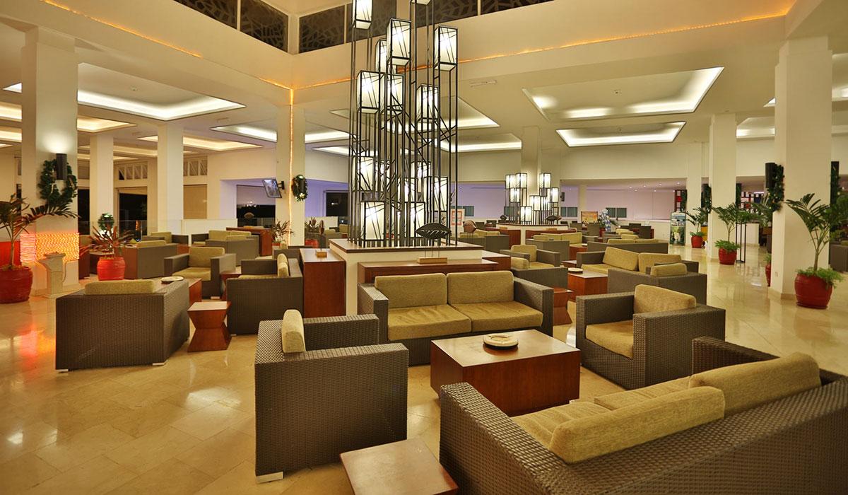 Hotel Valentín Perla Blanca - Lobby