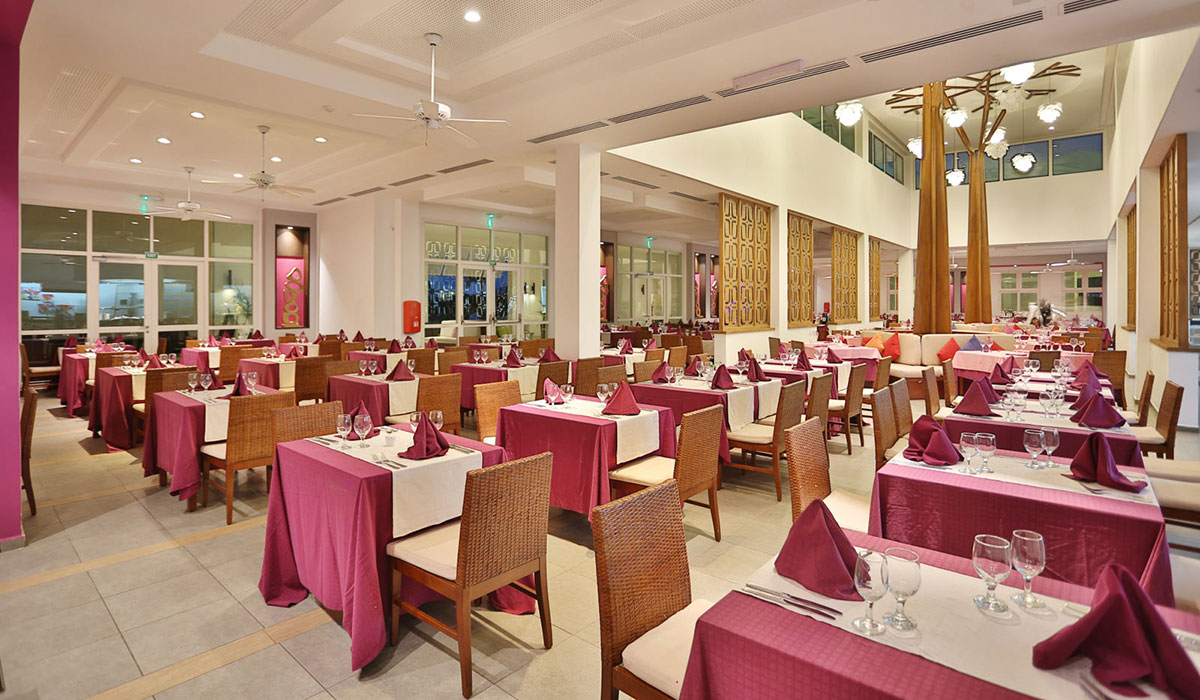 Hotel Valentín Perla Blanca - Restaurant