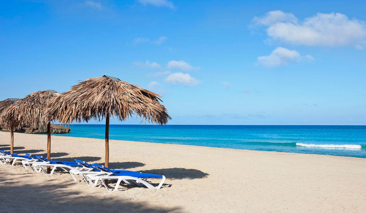 Hotel Ocean Vista Azul - Beach