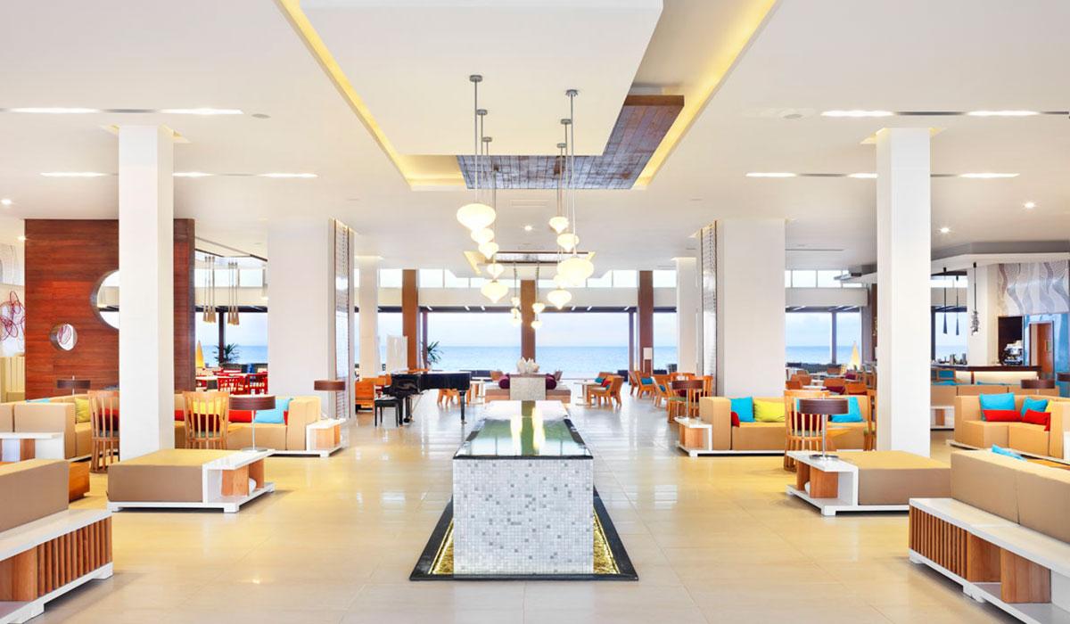 Hotel Ocean Vista Azul - Lobby