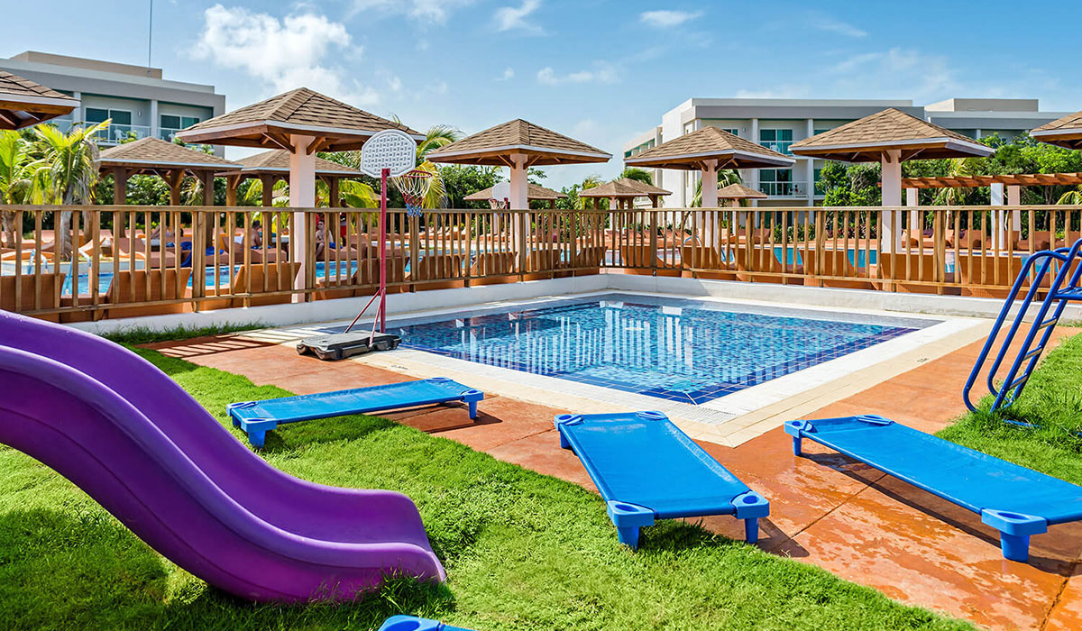 Hotel Ocean Casa del Mar - Children pool