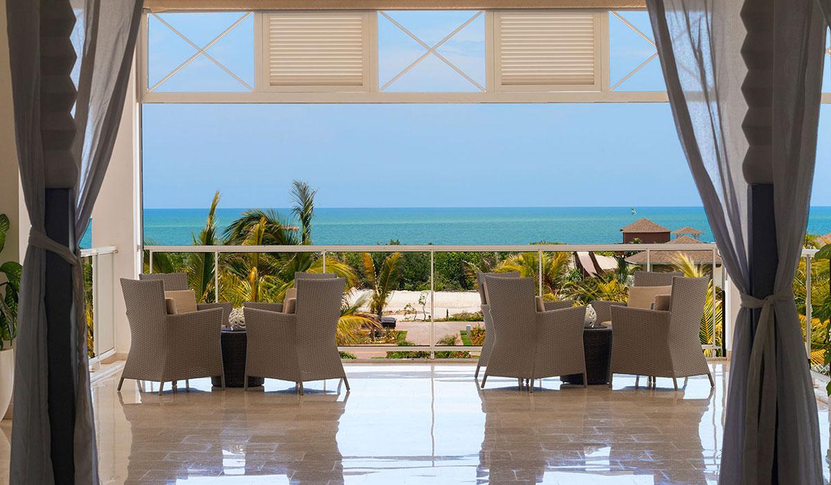 Hotel Ocean Casa del Mar - Terraza