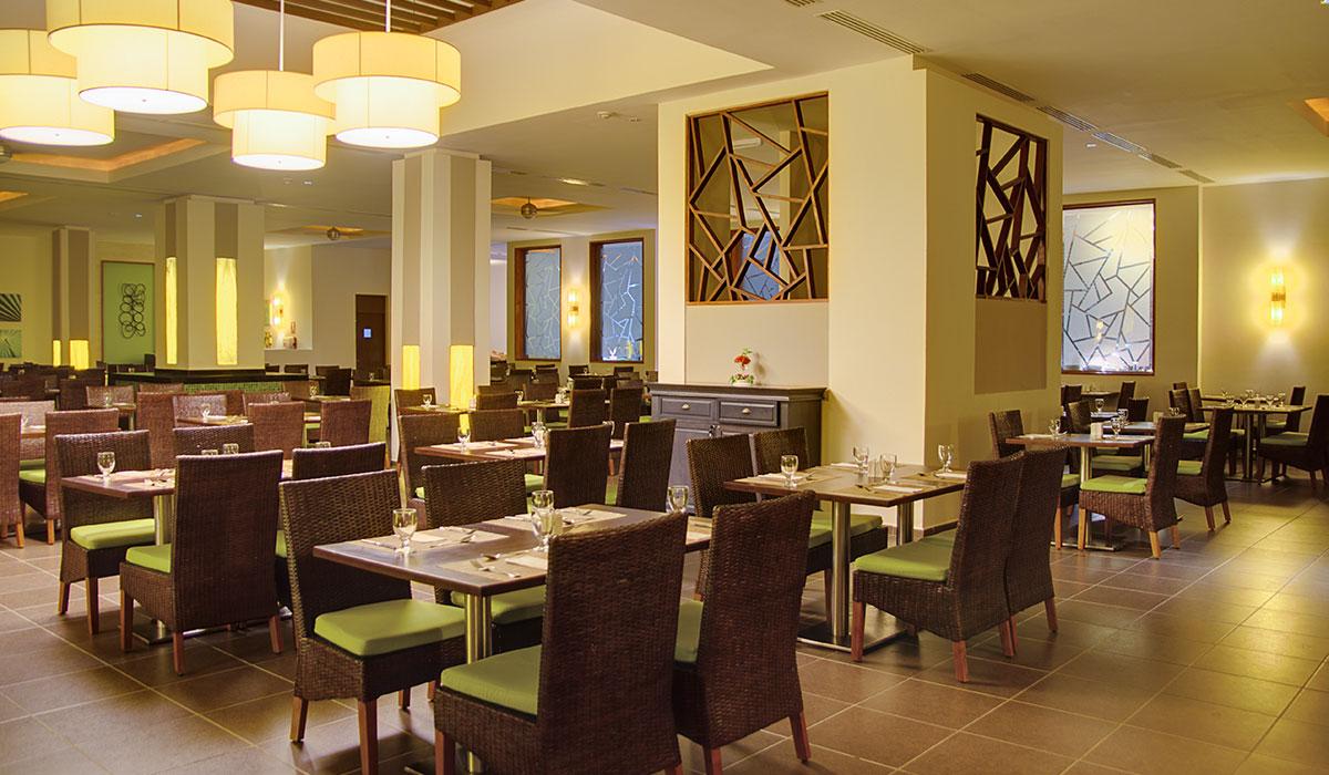 Hotel: Golden Tulip Aguas Claras - Restaurant