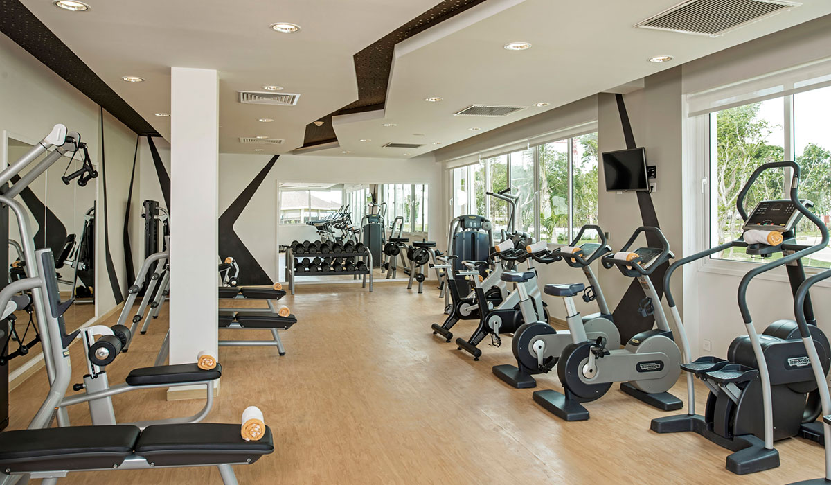 Iberostar Bella Vista Varadero - Fitness center