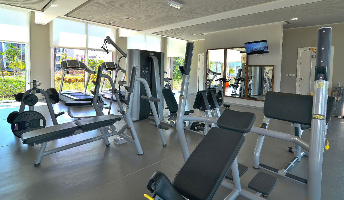 Hotel Playa Vista Mar - Gimnasio