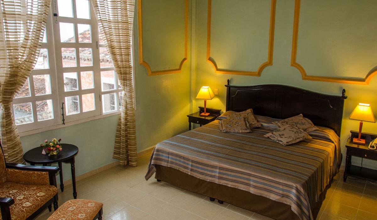 Hotel Ordoño - Room