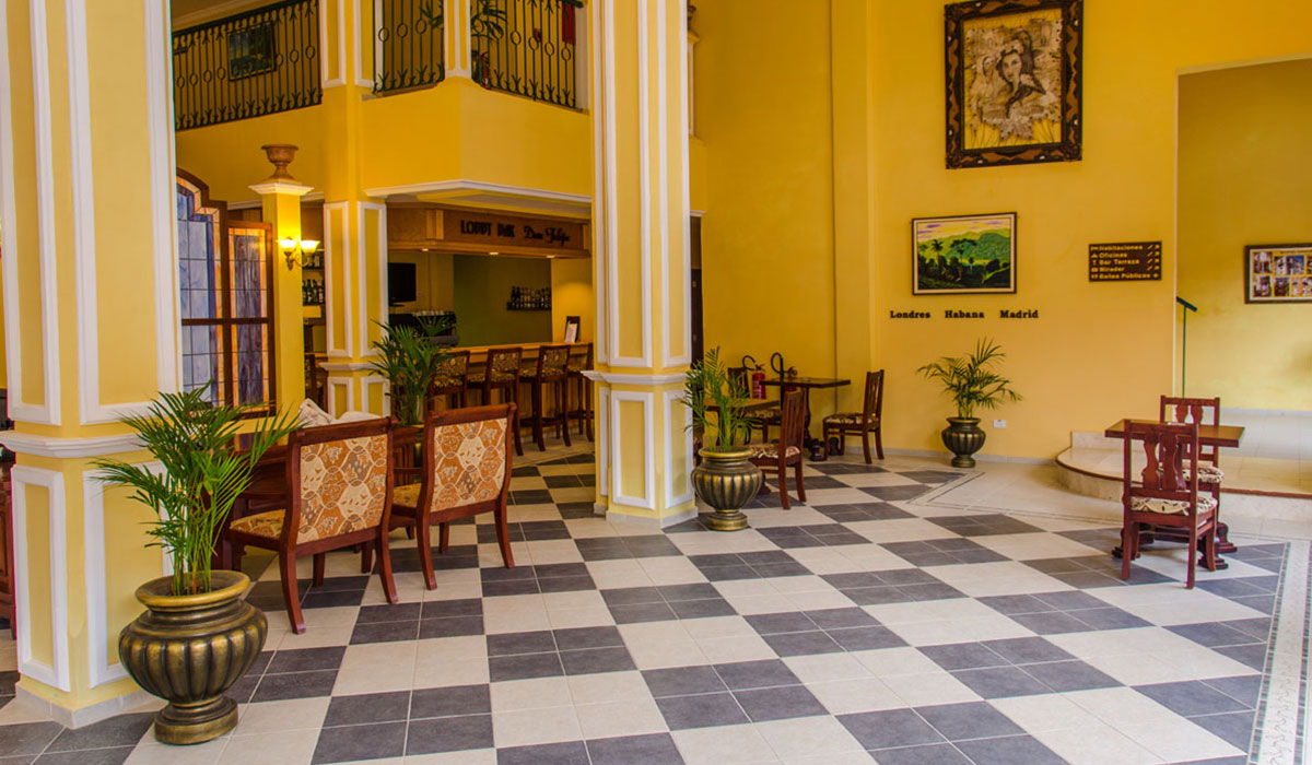 Hotel Ordoño - Lobby