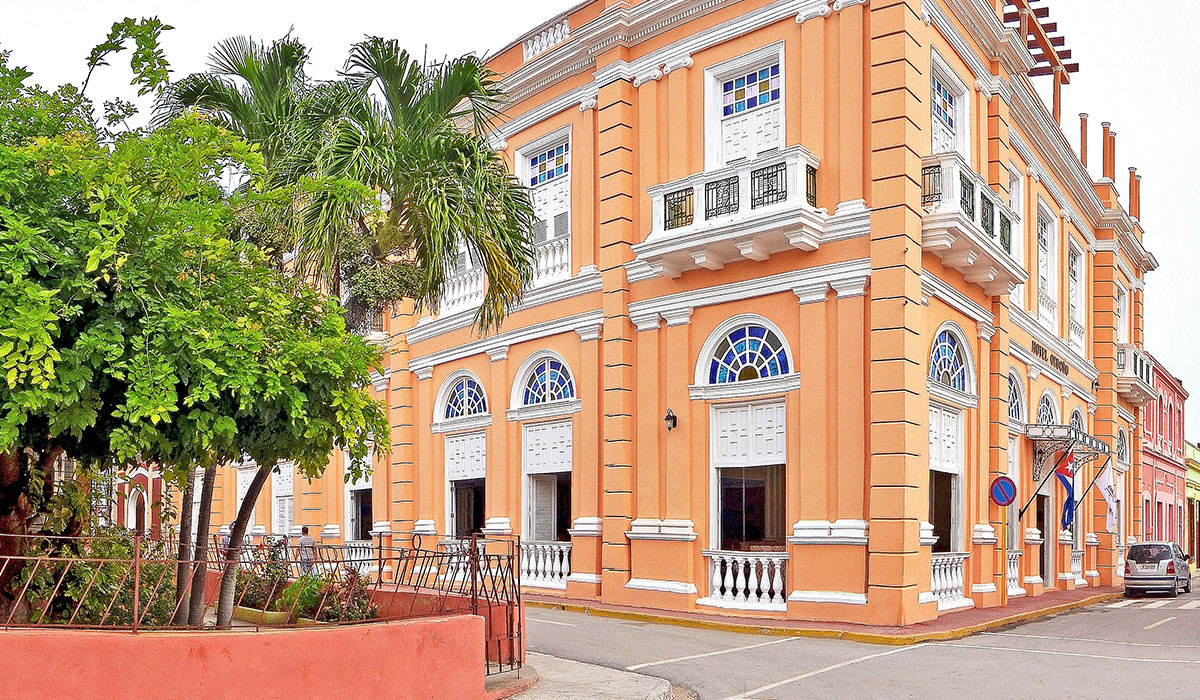 Hotel Ordoño, Gibara, Holguin