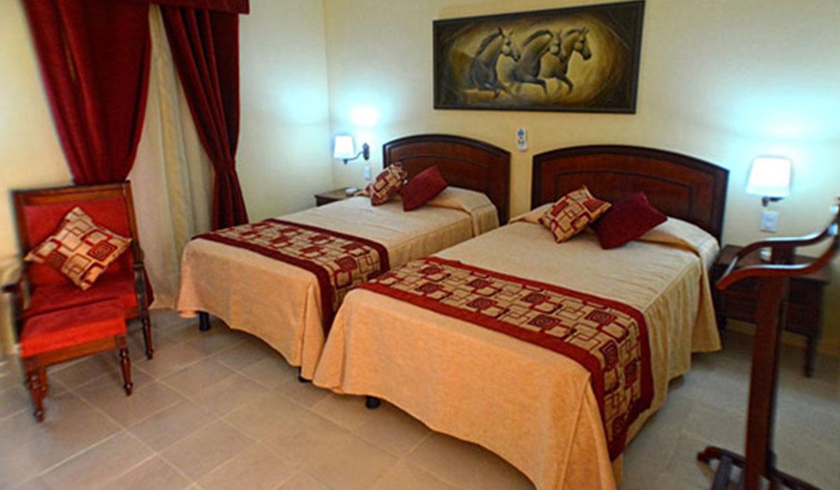 Hotel Encanto Caballeriza - Room