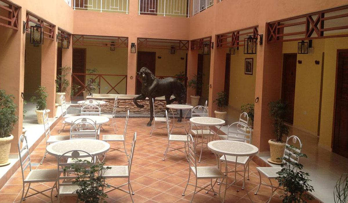 Hotel Encanto Caballeriza - Areas