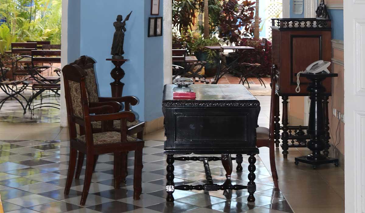 Hotel Encanto Don Florencio - Lobby