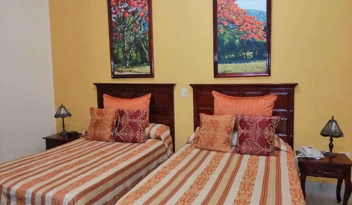 Hotel Encanto Don Florencio - Habitación