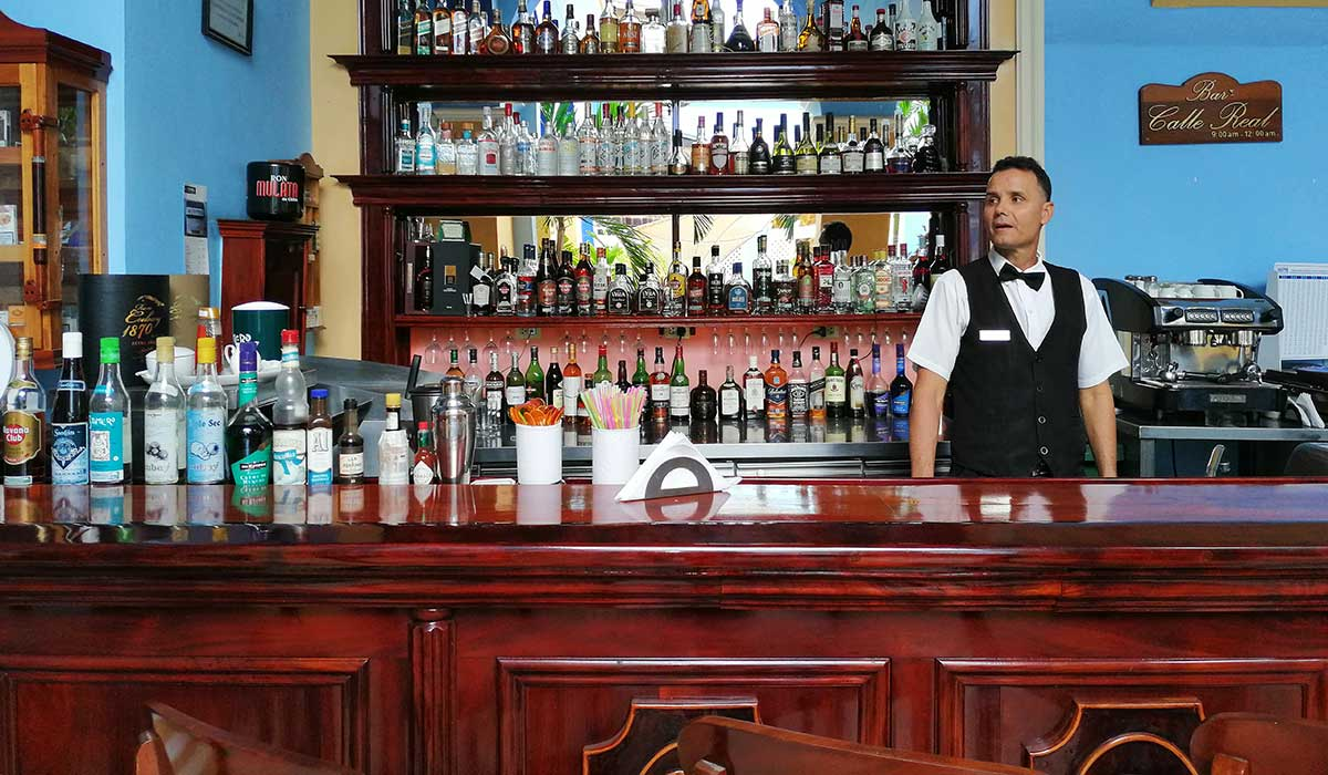 Hotel Encanto Don Florencio - Bar