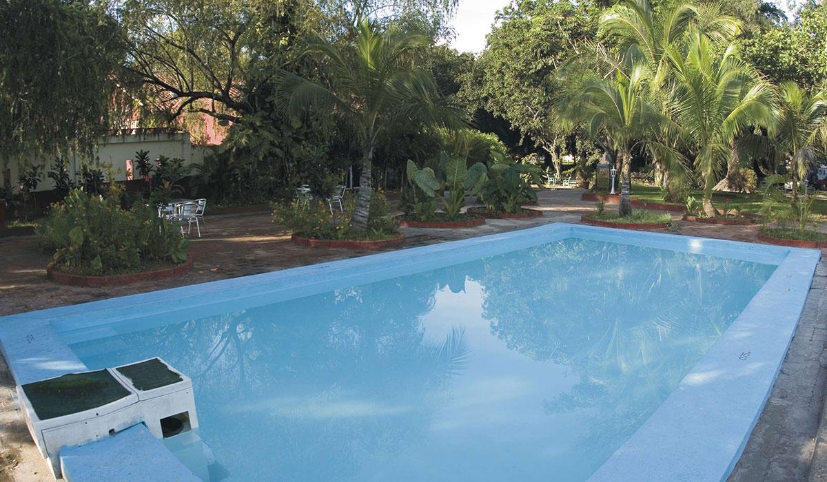 Hotel Los Laureles - Pool