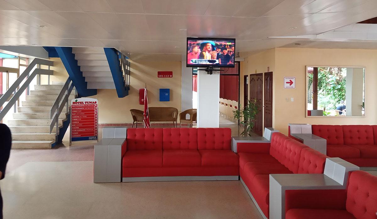 Hotel Las Tunas - Lobby