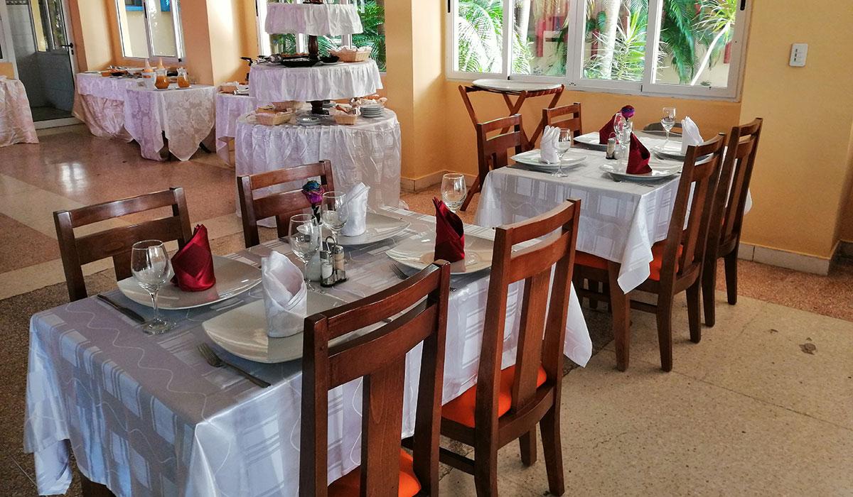 Hotel Las Tunas - Restaurant