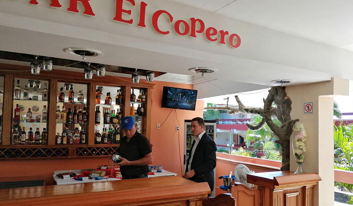 Hotel Balcón del Caribe - Bar