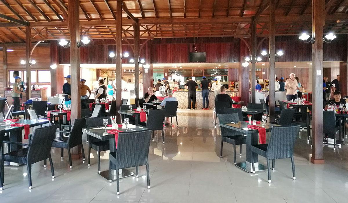 Hotel Villa Don Lino - Restaurante