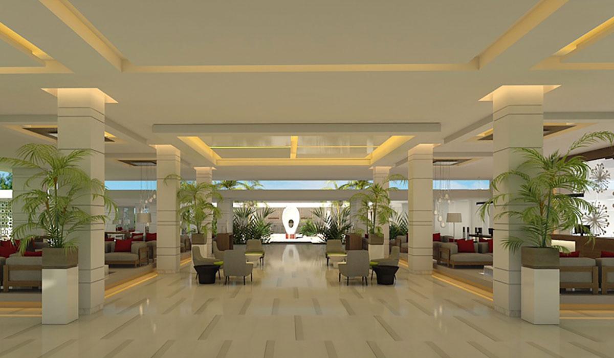 Hotel Dhawa Cayo Santa María - Lobby
