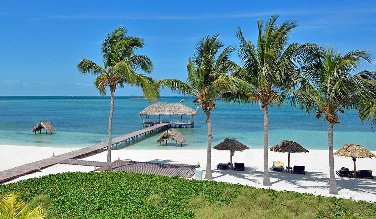 Hotel Dhawa Cayo Santa María - Beach