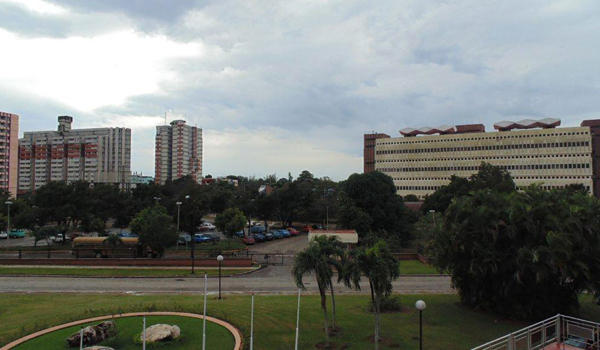 Hotel Bello Caribe, Habana - Facade