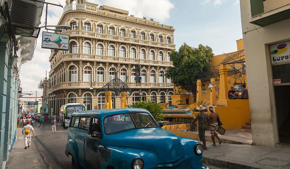 Hotel Iberostar Imperial, Santiago de Cuba - Fachada