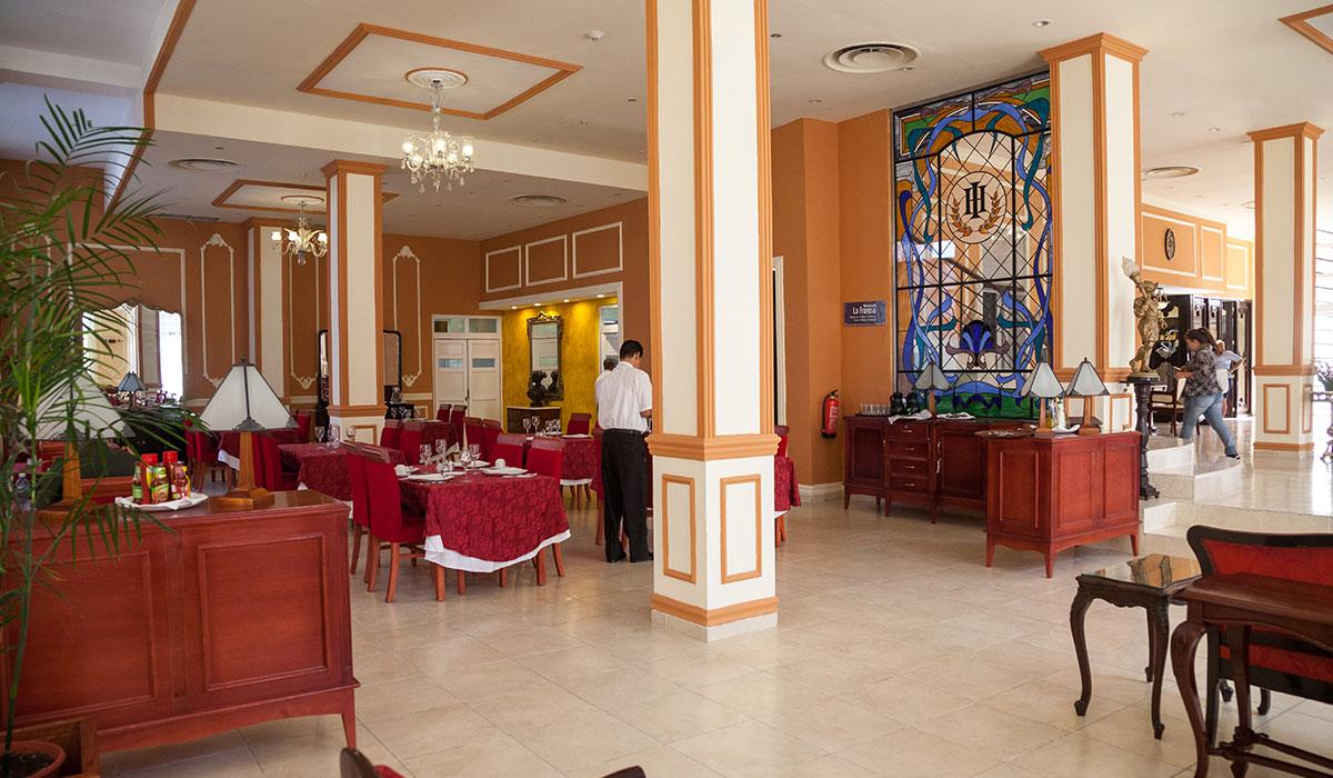 Hotel Iberostar Imperial, Santiago de Cuba - Restaurante