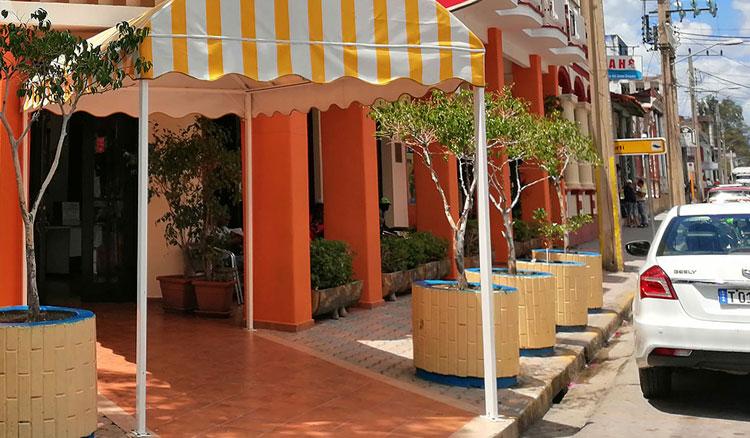 Hotel Martí, Guantánamo