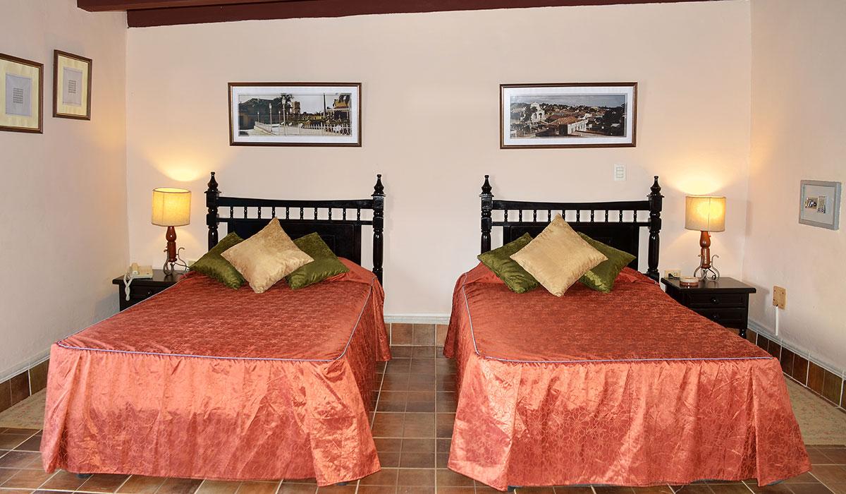 Hotel Meson del Regidor - Room