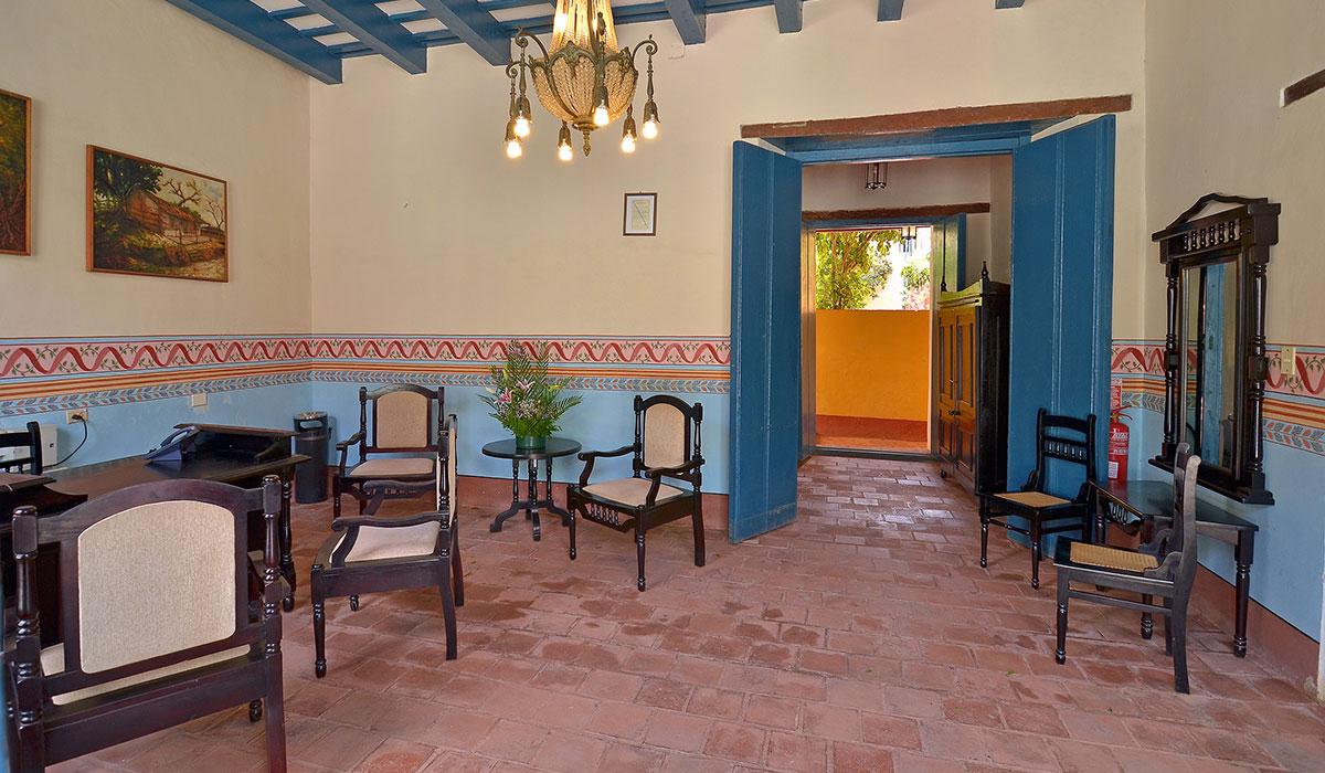 Hotel Meson del Regidor - Lobby
