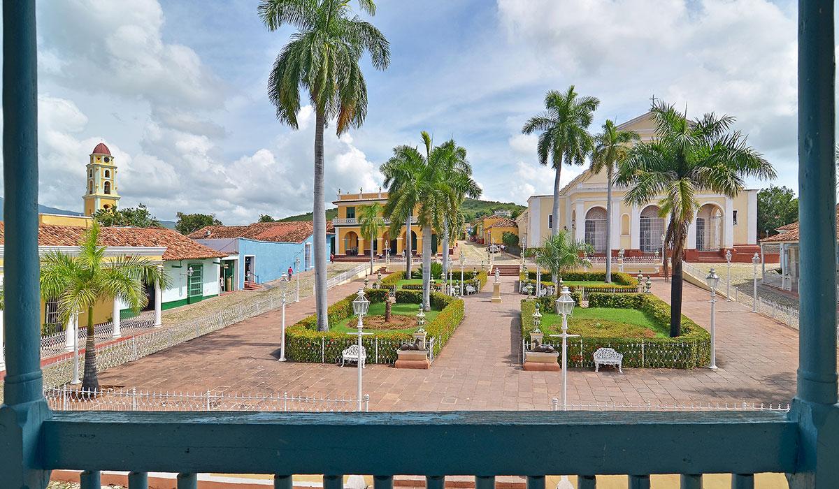 Hotel Meson del Regidor - View