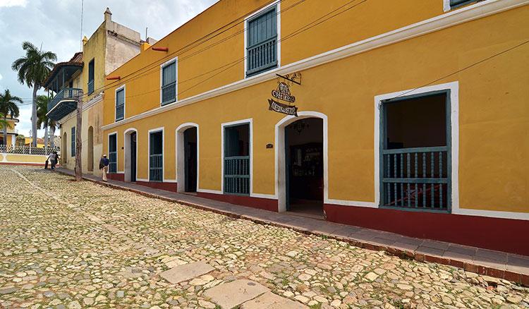 Hotel Meson del Regidor, Trinidad