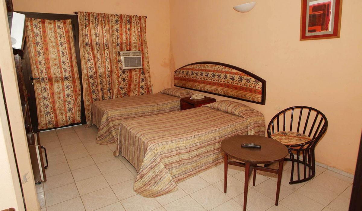 Hotel Rancho El Tesoro - Habitación