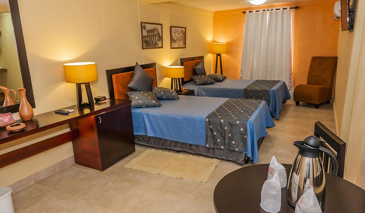 Hotel Trinidad 500 - Room