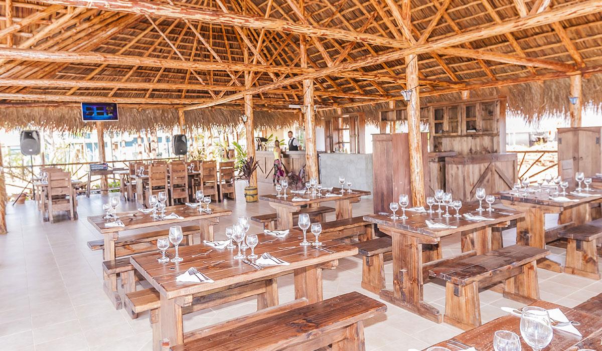 Hotel Trinidad 500 - Restaurant