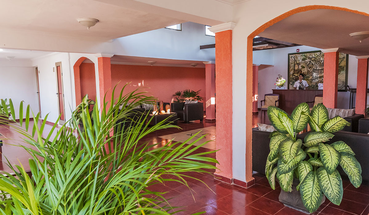Hotel Trinidad 500 - Lobby