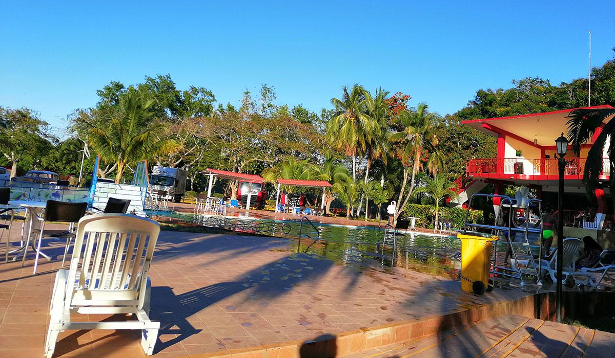 Hotel Villa La Lupe - Piscina