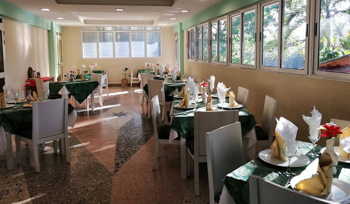 Hotel Villa La Lupe - Restaurante