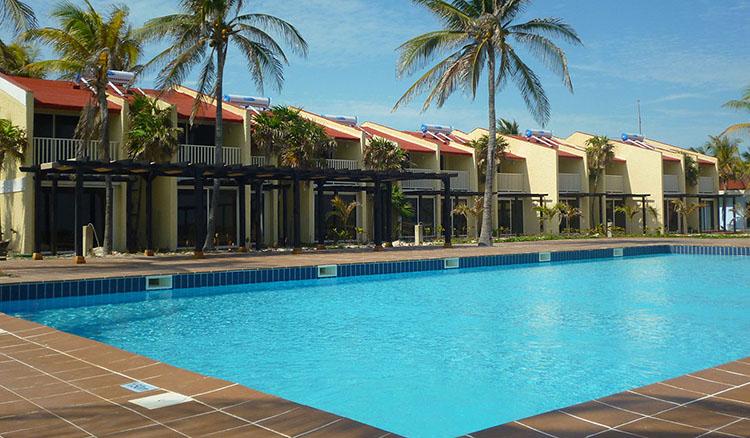 Hotel Villa Iguana, Cayo Largo del Sur