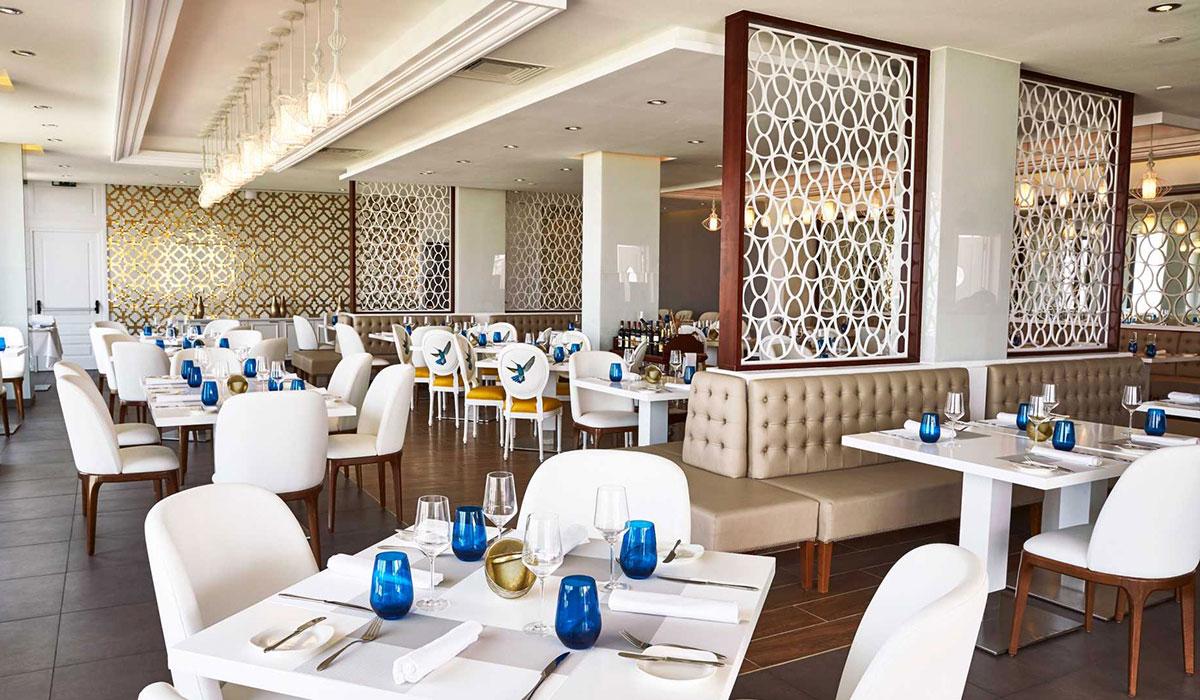 Gran Hotel Manzana Kempinski - Restaurant