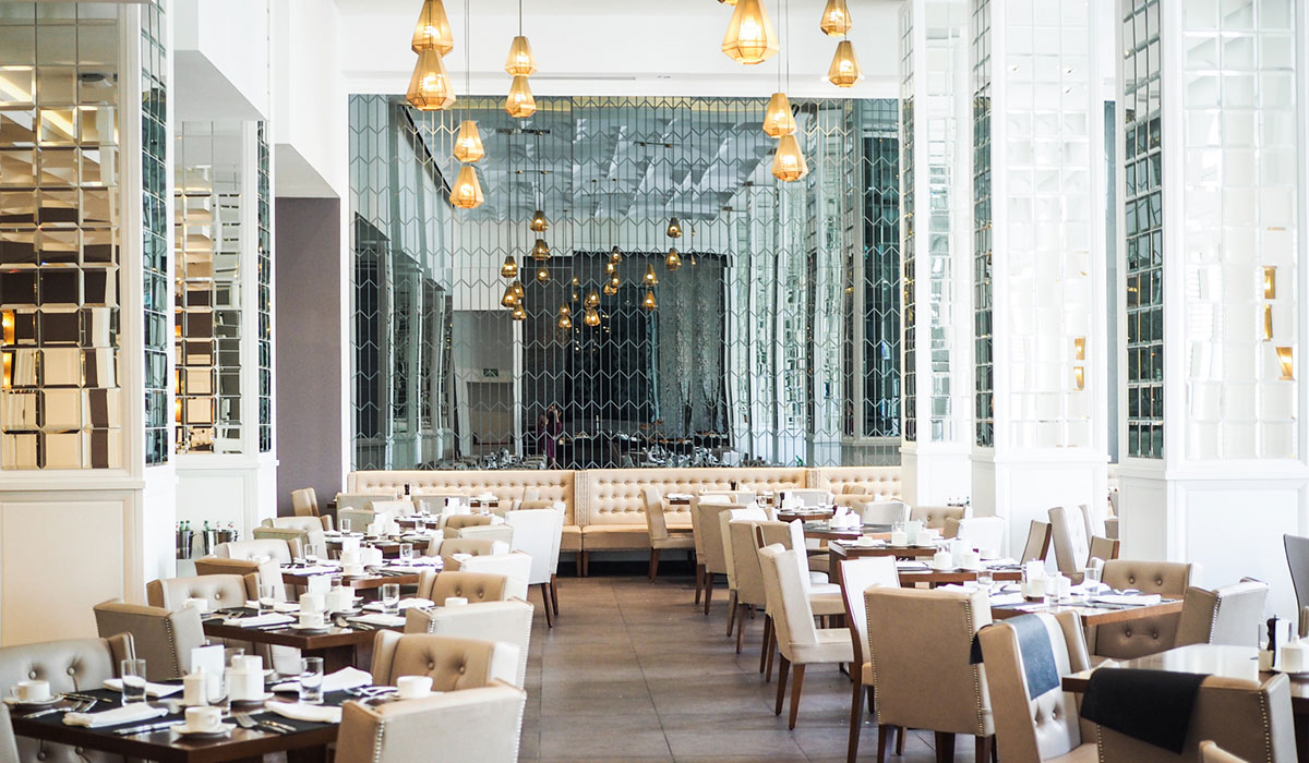 Gran Hotel Manzana Kempinski - Restaurente