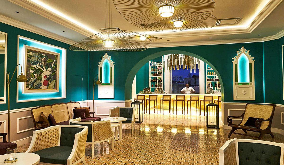 Gran Hotel Manzana Kempinski - Living room