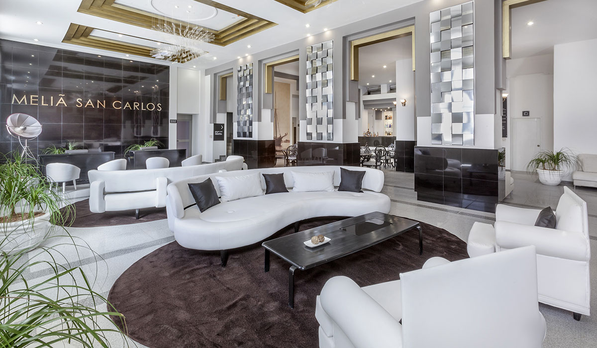 Hotel Meliá San Carlos - Lobby