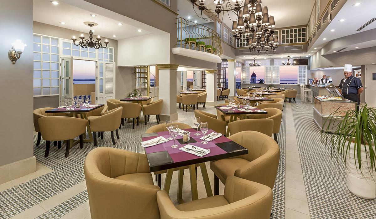 Hotel Meliá San Carlos - Restaurant