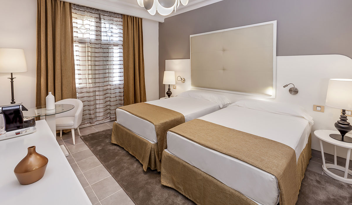 Hotel Meliá San Carlos - Habitación