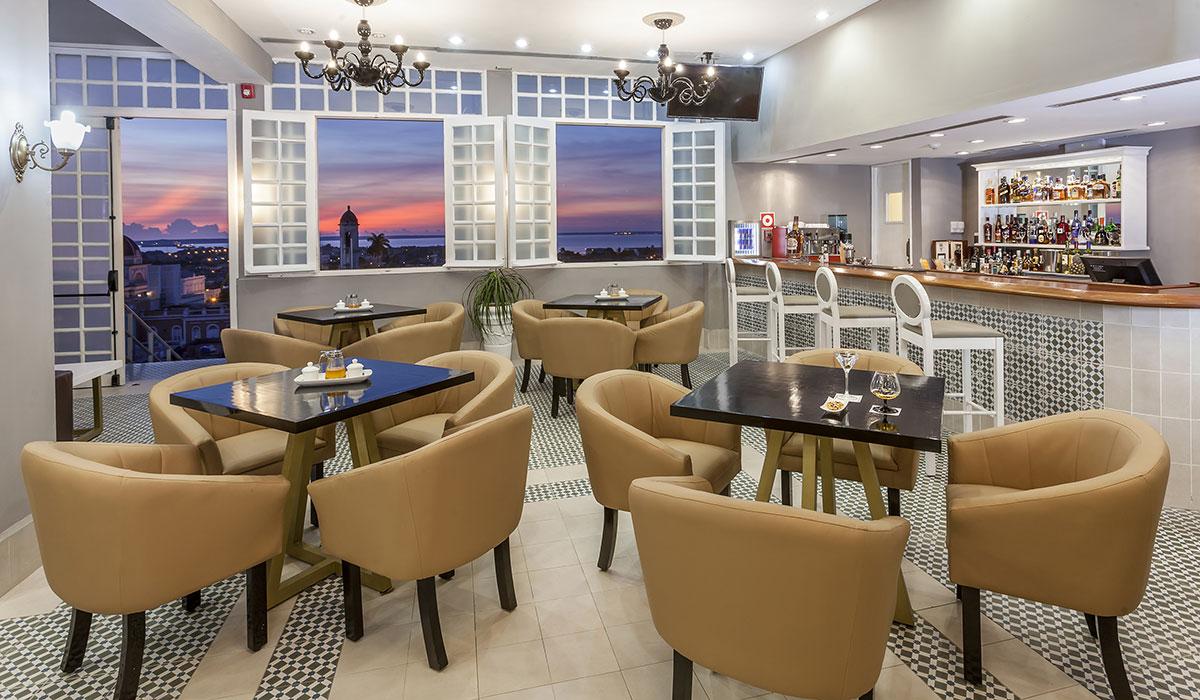 Hotel Meliá San Carlos - Bar