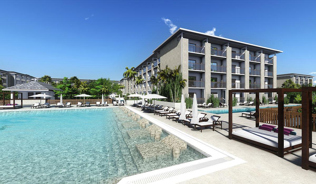 Hotel Paradisus Los Cayos - Pool